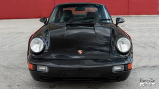 Porsche 964 Electric Car, Upgraded with a DMC electric Engine for your Classic 911