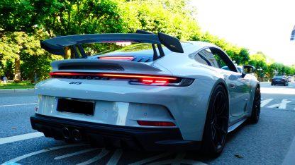Porsche 992 911 GT3 Wing Spoiler Carbon Fiber