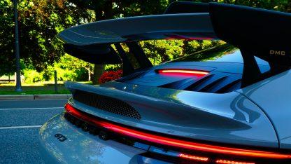 Porsche 911 992 GT3 OEM Style Rear Vents Deck Lid Carbon Fiber