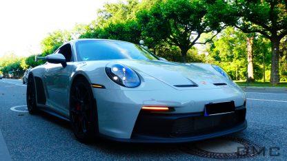 Porsche 911 992 GT3 OEM Style Front Hood Bonnet Forged Carbon Fiber