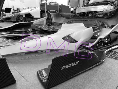 McLaren 765LT Facelift Front Fenders & Side Skirts Forged Carbon Fiber