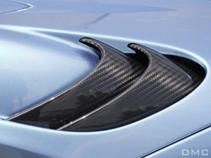 McLaren 765LT Facelift Front Fenders for 720s made of Forged Carbon Fiber with vents, OEM style original look