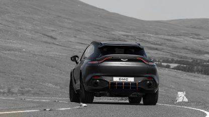 Aston Martin DBX Forged Carbon Fiber Rear Wing Trunk Spoiler Lip
