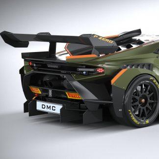 Lamborghini Huracan Super Trofeo EVO2 Rear Wing Spoiler