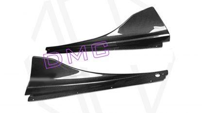 McLaren 720s Side Skirts Carbon Fiber