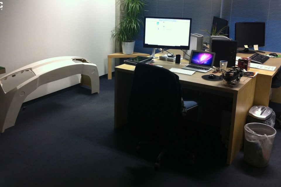 German 3D Scan Office